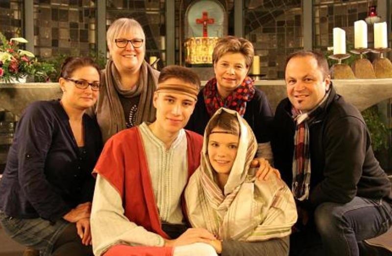 Junger Chor Hünshoven - Die 10 Gebote - Presse
